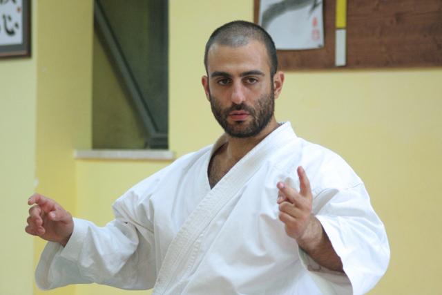 corso karate orvieto